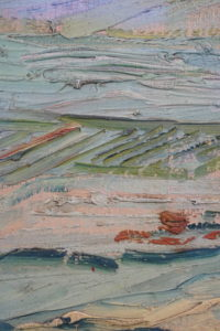 Wheat Fields after the Rain by Vincent van Gogh dated 1890 image 6